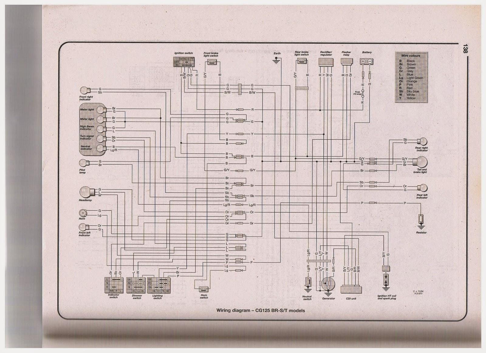 Unusual Wiring Diagram 74 Cb200 Harley Davidson Wiring Harness ...