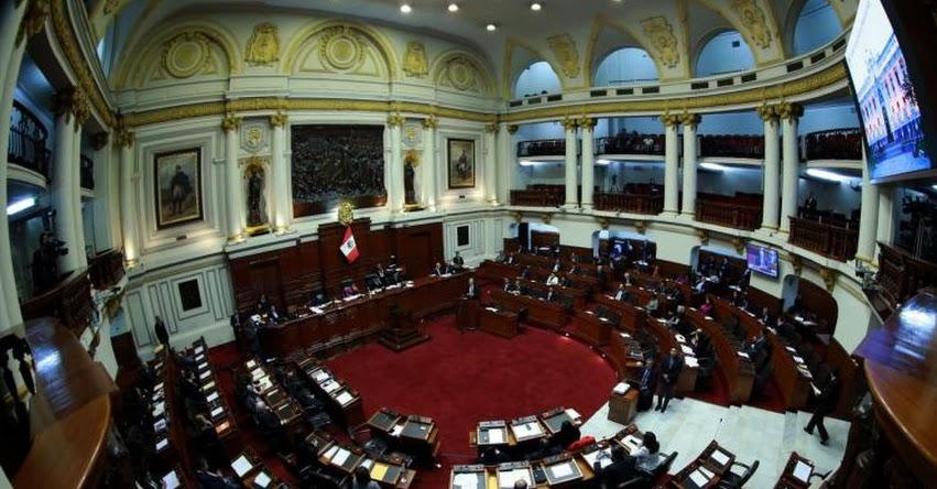 Congreso de la República elige hoy a la Mesa Directiva para el periodo anual 2017-2018 - www.congreso.gob.pe