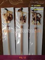 Souvenir Pensil Wayang Murah