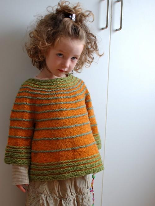 My Hippie Baby - Knitting Pattern