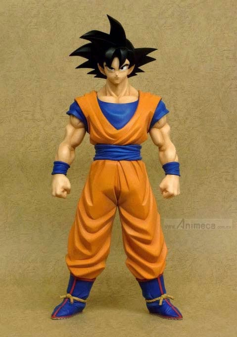 SON GOKU Gigantic Serie FIGURE DRAGON BALL Z X PLUS