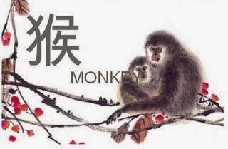 """Ramalan Shio Monyet"""