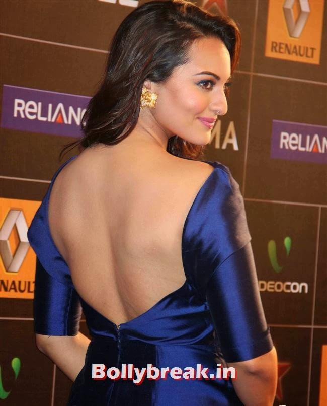 Sonakshi Sinha, Global Indian Music Awards 2014 Pics