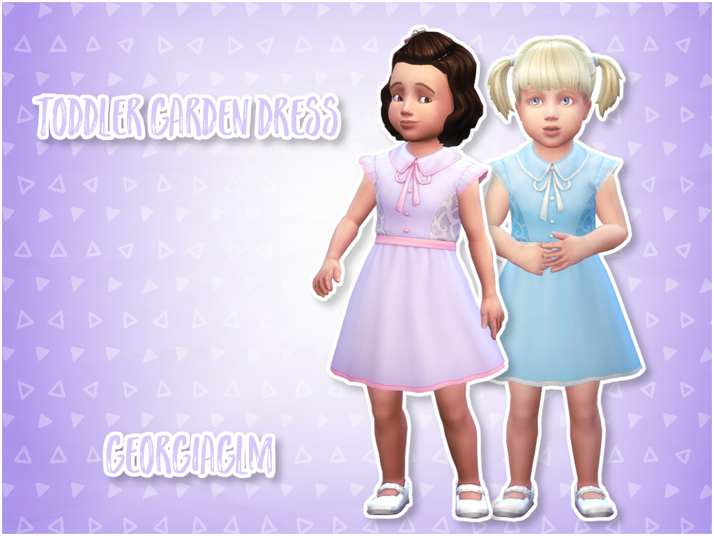My Sims 4 Blog Toddler Clothing By Georgiaglm