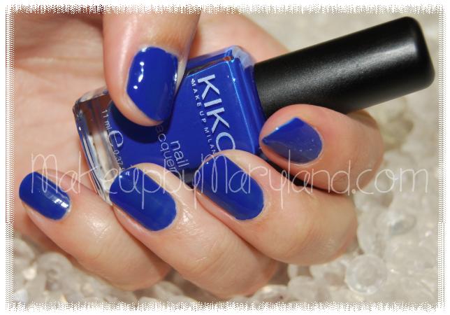 El esmalte de la semana: Kiko 336-218-makeupbymariland