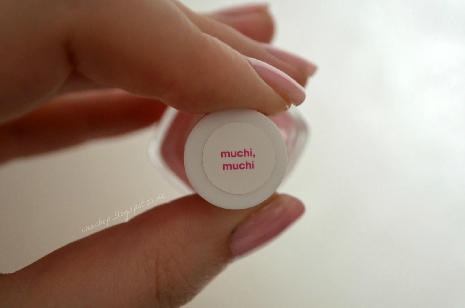 Where Is My Mind Nail Polish Review Essie Muchi Muchi