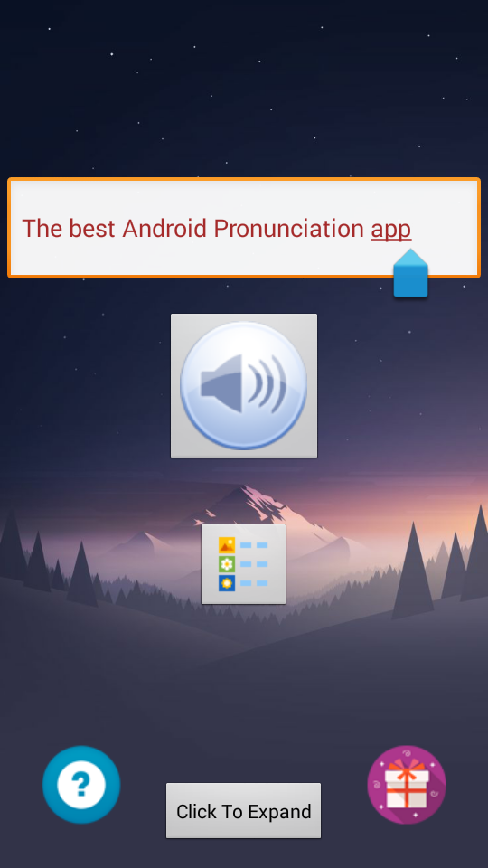 How to pronounce English – Pronunciation android – Pronunciation