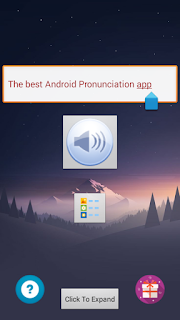 This is the best pronunciation app.