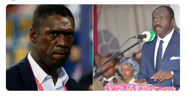 """Cameroun: le ministre des Sports, Narcisse Mouelle Kombi veut la """"tête"""" de Clarence Seedorf"""