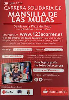 Carrera Solidaria Mansilla