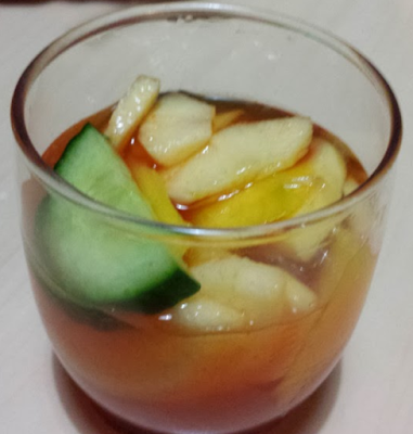 resep asinan buah salak cara membuat asinan buah dan sayur