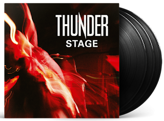 "Thunder - ""The Thing I Want"" (video) from the album ""Stage"""