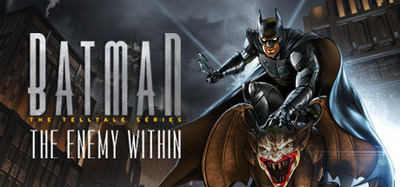 Batman The Enemy Within The Telltale Series Shadows Edition-CODEX