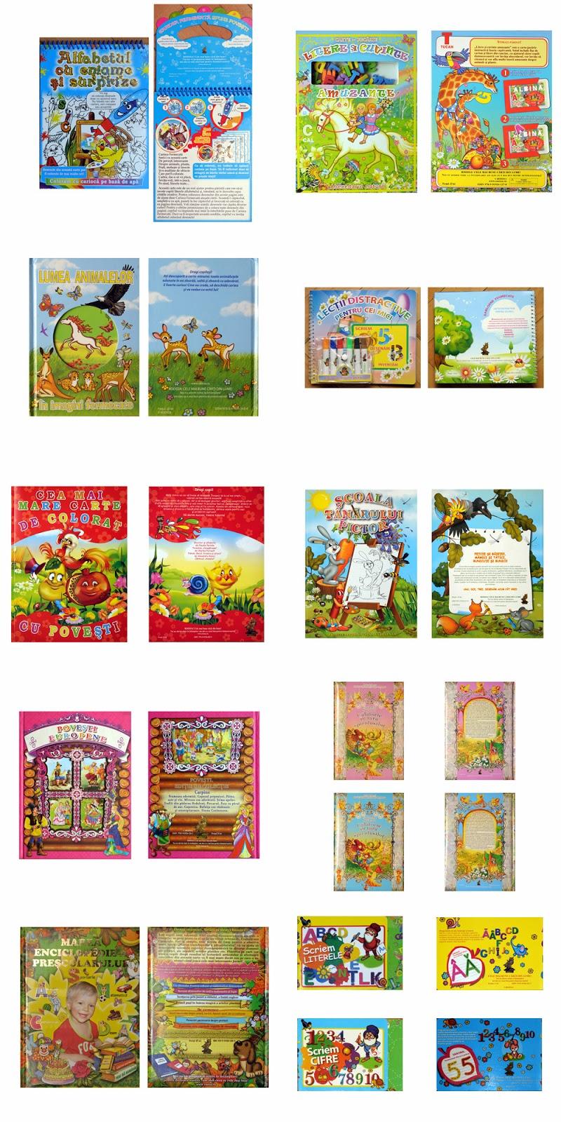 Editura Roossa - carti pentru copii