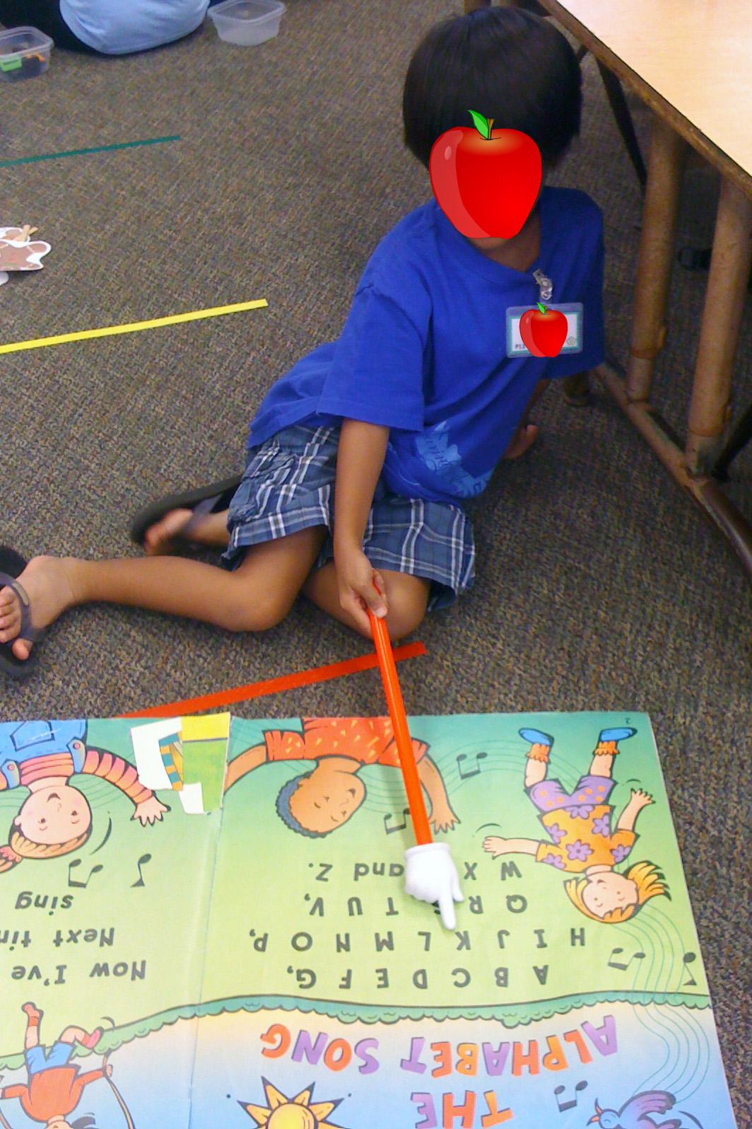 Mrs Ricca S Kindergarten Literacy Centers