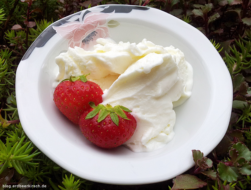 kirschkuchen rezept frozen yoghurt. Black Bedroom Furniture Sets. Home Design Ideas