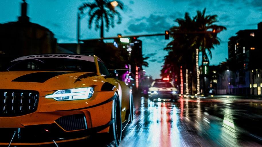 Need For Speed Heat Car 4k Wallpaper 3 483