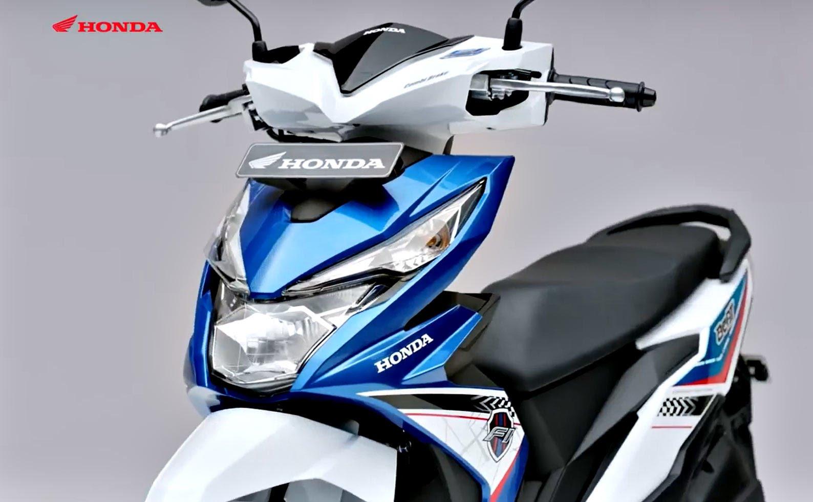 Kumpulan Harga Motor Honda Vario Dan Beat Bekas Dan Baru 2018
