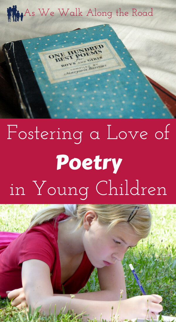 Poetry Resources for Young Children