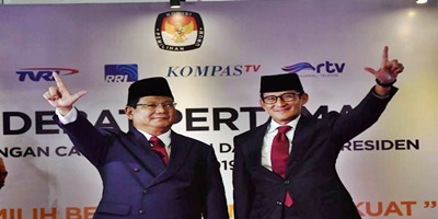 Jamaah Thoriqoh Syathoriyah dukung Prabowo-Sandi