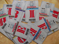 Id Card Event Honda Jakarta Center