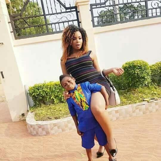 Yaw Dabo and Vivian Okyere