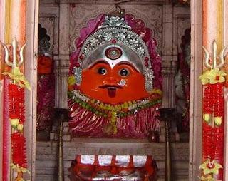 Bhadrakali Maa in Ujjain, Madhya Pradesh