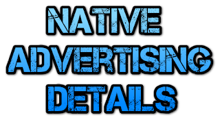 Native Advertising Details