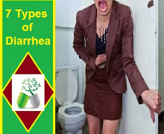 7 Types of Diarrhea with description