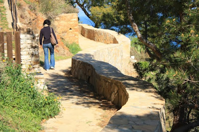 Camino de Ronda en Begur