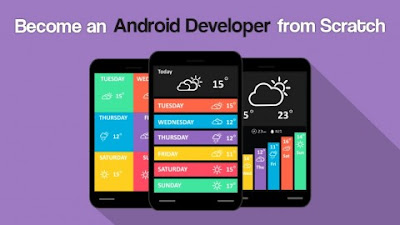 free courses to become Android Developer