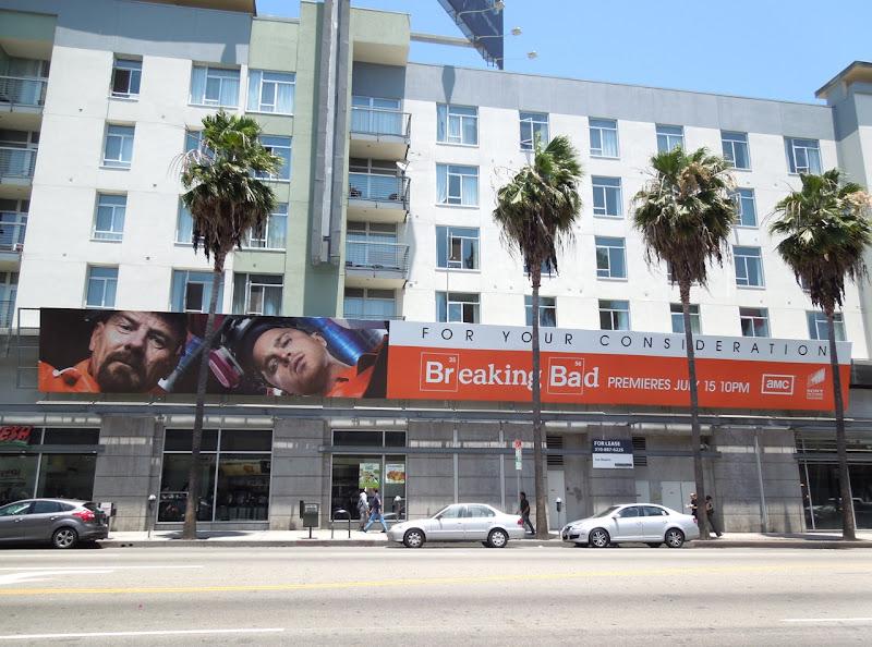 Breaking Bad Consideration billboard