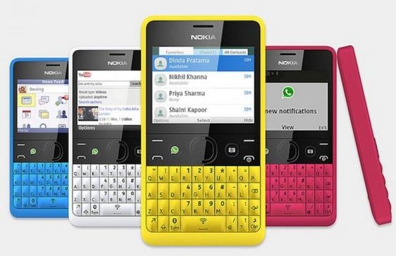 Spesifikasi Lengkap Nokia Asha 210