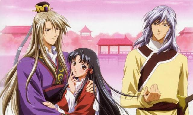 Daftar Rekomendasi Anime Fantasy Romance Terbaik - Saiunkoku Monogatari