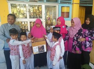 SD Al Islam Morowudi Galang Dana Untuk Rohingya