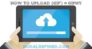cara upload gambar bergerak