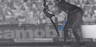 Hotspot technology in cricket, hotspot photo/image