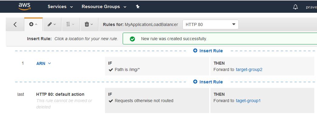 Big Data and Cloud Tips: Creating an Application Load Balancer and