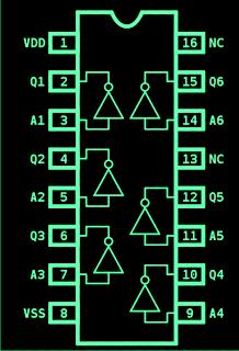 IC 4049 pinout