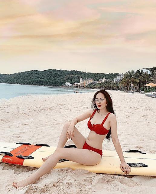 Hội gái xinh mới nổi sexy nhất Instagram: Nghe nói nắng Sài Gòn không có cửa hot bằng ha?