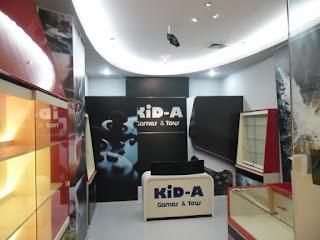 Interior Toko di Semarang