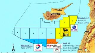 Γεωτρήσεις στην κυπριακή ΑΟΖ από την Exxon Mobil