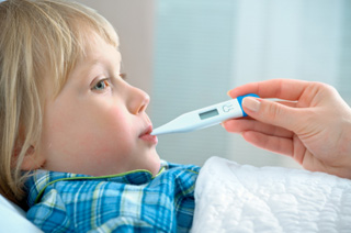 Do You Know ??: Rubbing Alcohol lowers fever