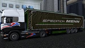 Menn Spedition trailer mod