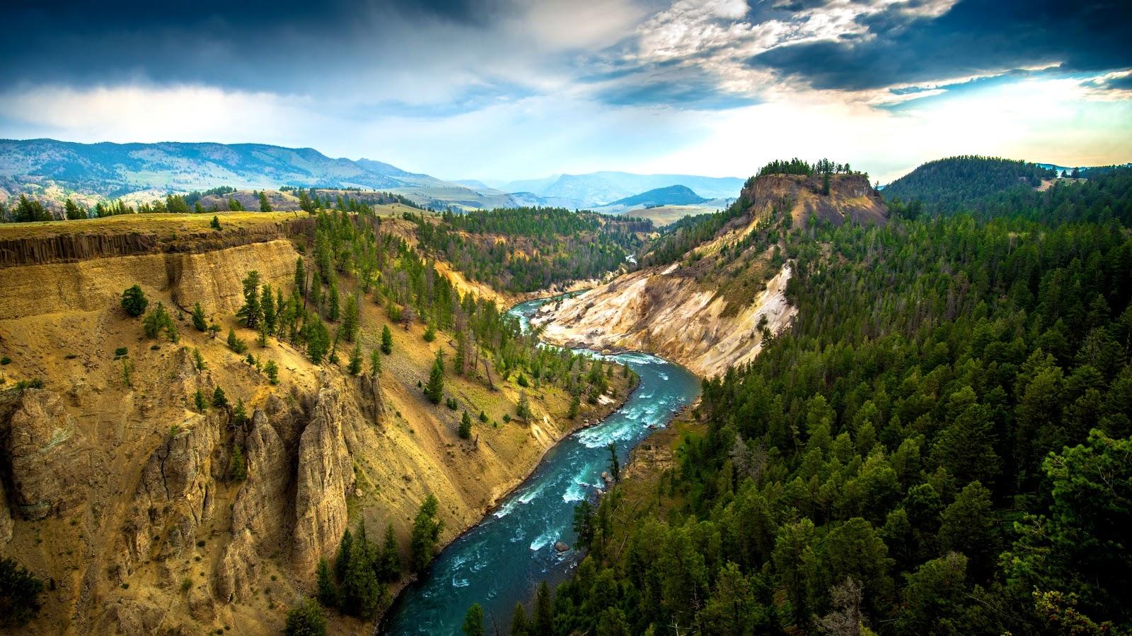 Yellowstone National Park Desktop Background Wallpapers Ideas