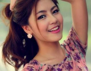 make up ala artis cantik Indonesia