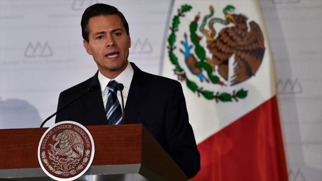 Peña Nieto celebra marcha de mexicanos contra políticas de Trump
