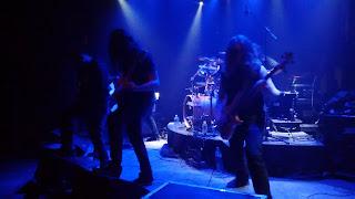 PROMETHEAN - Live Red studio 2017. Black metal