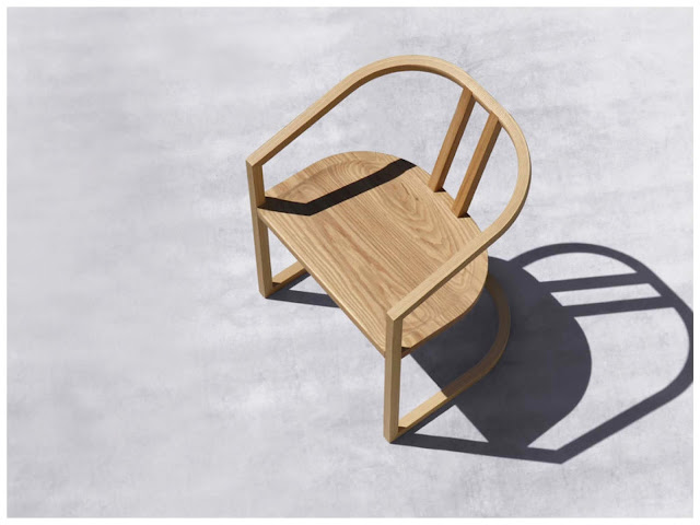 UKB chair by Base 10 Furniture on Island Atelier