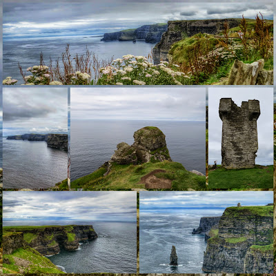 Dublin to Clare Road Trip: Cliffs of Moher - Hags Head